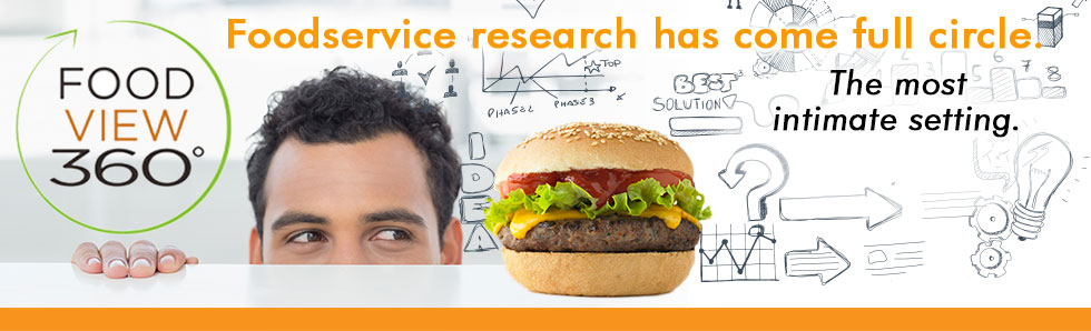 Foodservice research has come full circle