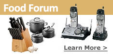 FoodForum - Click to learn more.